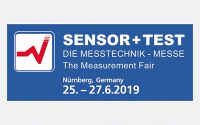 Visit us soon at Sensor + Test in Nuremberg